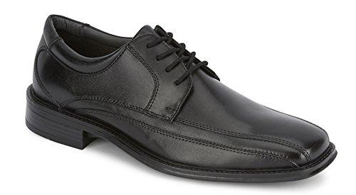 Dockers Men's Endow Leather Oxford Dress Shoe,Black,7 M US