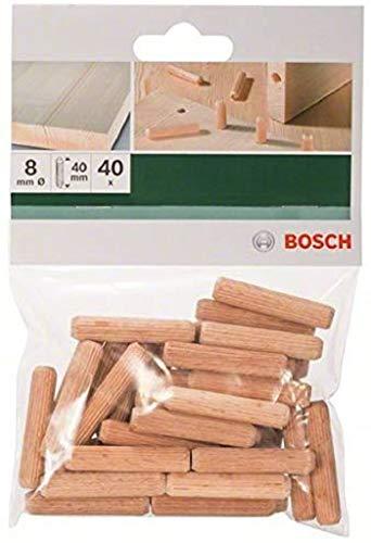 Bosch Dübel (40 Stück, Ø 8 mm)