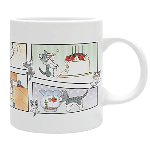 ABYstyle - Chi's Sweet Home Mugs (Comic Strip)