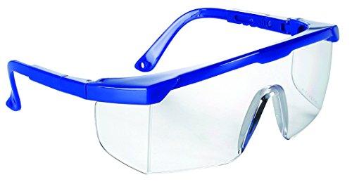 Bügelbrille für Kinder 511.03.01.00H Schutzbrille nach EN166 kratzfest + Seitenschutz