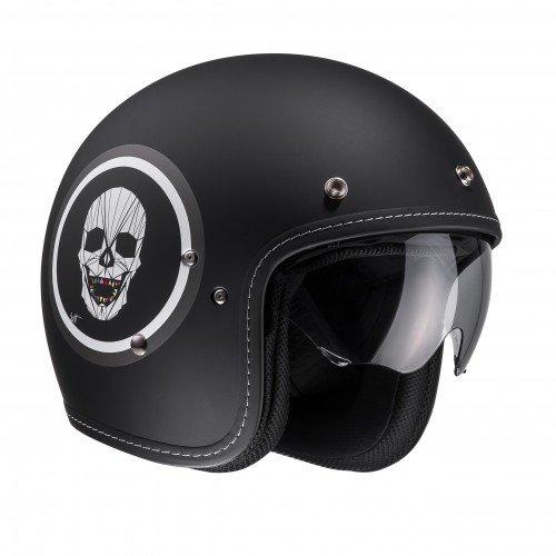 HJC Casque de Moto FG-70s APOL MC5F, Noir, Taille M
