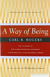 Way of Being by Rogers, Carl R. New edition (1996)