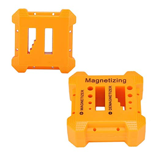 Magnetización rápida conveniente fácil de usar destornillador magnetizador robusto dispositivo de desmagnetización para el aparato eléctrico