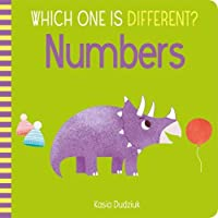 Which One Is Different? Numbers