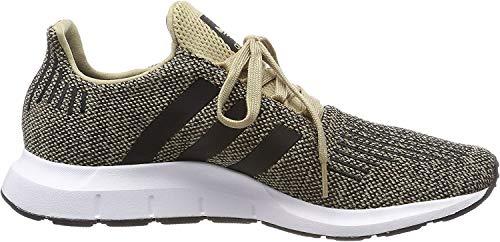 adidas Herren Swift Run Fitnessschuhe, Gelb (Oronat/Negbas/Ftwbla 000), 44 EU