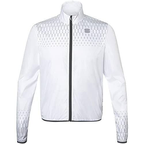 Sportful Giacca Reflex Uomo, Bianco, M