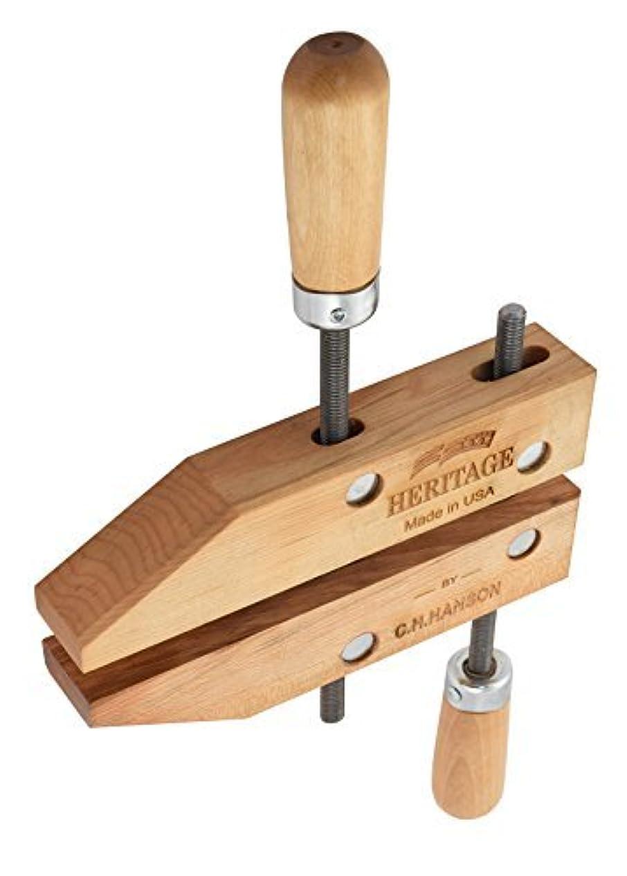 リファイン海洋ブルームCH Hanson 64001 Wood Handscrew Clamp, 8
