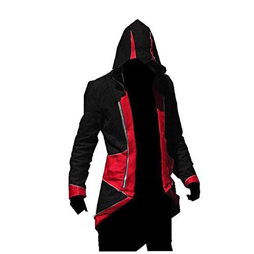 charous Assassin Killer Cosplay Kost¨¹m Halloween Kost¨¹m Mantel Jacke f¨¹r Frauen M?nner 7 Farbe?
