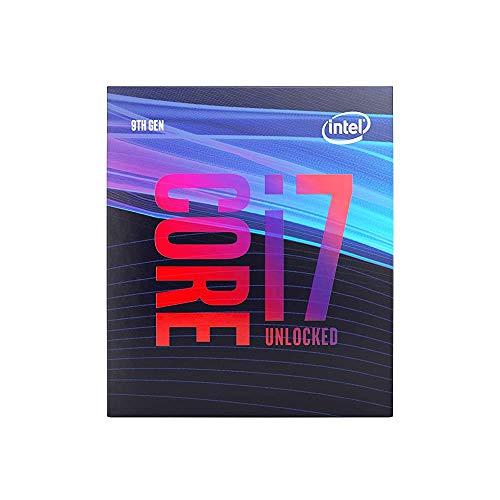 Intel Core i5-9600K - Processore desktop 6 core fino a 4,6 GHz Turbo sbloccato LGA1151 300 Series 95W (corredato)