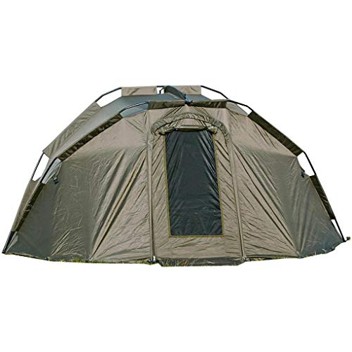 WSB Deluxe 2 Man Bivvy Tent Carp/Coarse Fishing Accessories