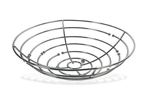 Galileo Casa 5900134 tafelloper van metaal, gestreept. 31,5 cm.