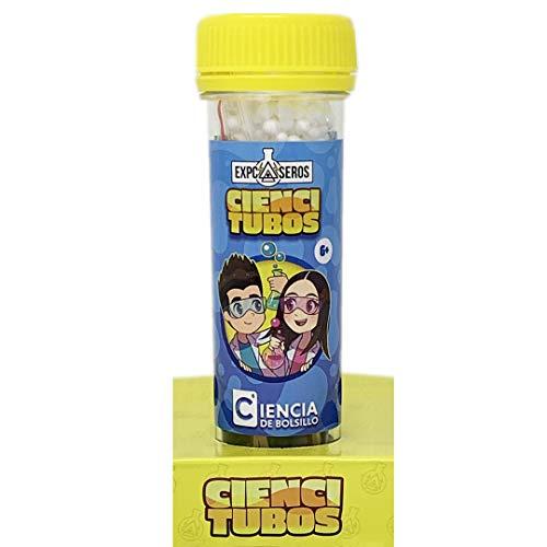 Cefa Toys- CIENCITUBOS CASEROS: Ciencia DE Bolsillo Juego experimentos (21844)