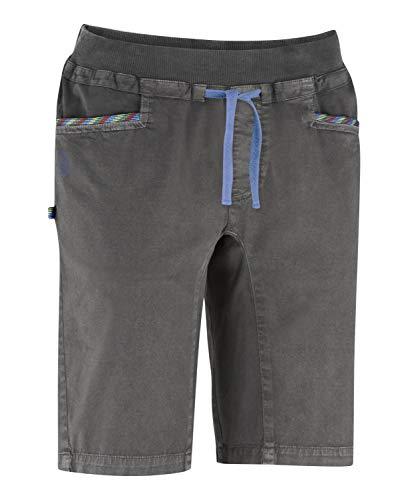 EDELRID Damen Glory Shorts, Almost Black, XL