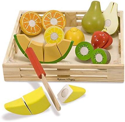 Melissa & Doug Food Groups | Pretend Play | Play Food | 3+ | Gift for Boy or Girl