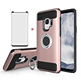 Samsung Galaxy S9 Phone Case With Tempered...