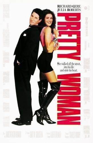 Pretty Woman Movie Poster 24x36