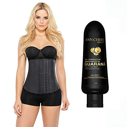 Ann Chery 3 Hooks Latex 2021 with Guarana Slimming Gel.