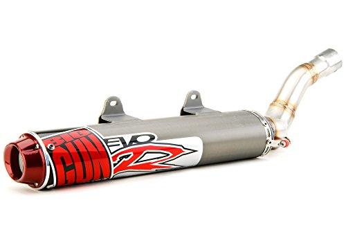 Big Gun Exhaust 09-2662 Big Gun EVO R Exhaust-Slip-On/Stainless Steel