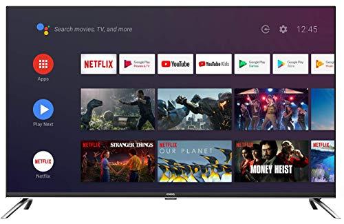 CHiQ 55' Android Smart TV, U55H7A, UHD, 4K, WiFi, Bluetooth, Google Play Store, Google Assistant, Chromecast bulit-in, Netflix, Video, Youtube