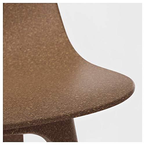 EKEDALEN / EKEDALEN Tisch und 2 Stühle, dunkelbraun / braun, 80/120 cm, strapazierfähig und pflegeleicht, Essgruppe bis zu 2 Sitzplätze, Esstisch & Schreibtische, Möbel, umweltfreundlich