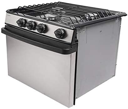 Dometic Outlet ☆ Free Shipping Atwood RV Range Oven BSS cheap RV-1735 52484 Part# Cook-top
