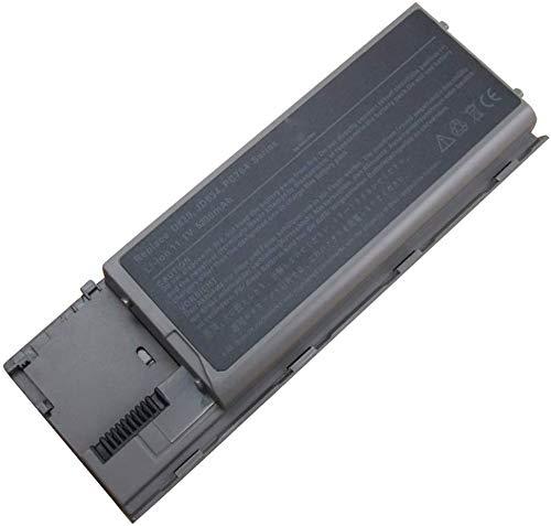 onlyguo 11.1V 5200mAh D620 Battery Laptop Battery para DELL Latitude D620 D630 ATG D630c NT379 JD634 TD175 312-0383
