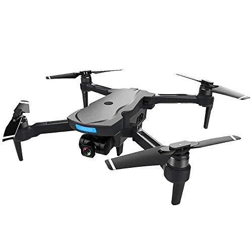 ADLIN Juguetes educativos al aire libre, conexión Wi-Fi Cámara Drone FPV 1080P HD, mejores aviones no tripulados for principiantes con el mantenimiento de altitud, control de voz, gestos Fotografía re