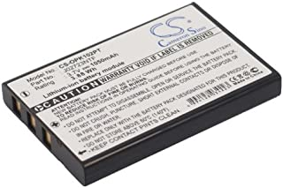 Battery Replacement for OPTOMA BB-LIO37B, BB-PK12ALIS, Pico PK101, PICO PK102, PICO PK120, PK101 Pico Pocket Projector, PK102 Pico Pocket Projector, PK120 Part NO AP-60, Z60
