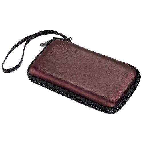 DSi XL - Tasche für Nintendo DSi XL, Rot