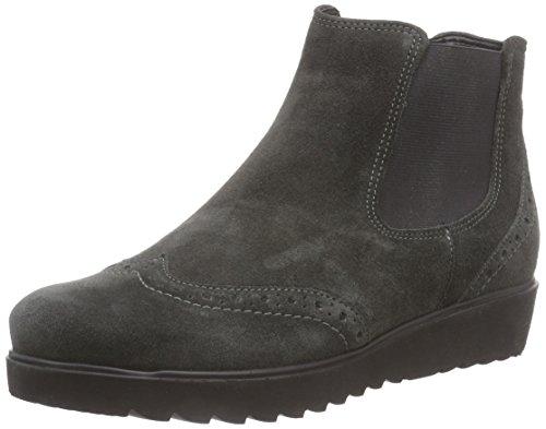 ara Malmö Damen Chelsea Boots, Grau (fumo 70), 41 EU(7 UK)