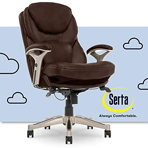 Serta Ergonomic Executive Office Chair Motion...