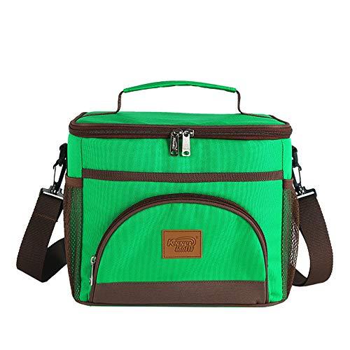 Outdoor hiking backpack Sac d'isolation de Voiture, Sac de Pique-Nique extérieur imperméable à l'eau Sac de Pique-Nique épais Grande capacité, adapté au Barbecue en Plein air du Bureau de l'école