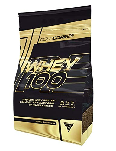 Trec Nutrition Whey 100 Gold Core 2275g Chocolate