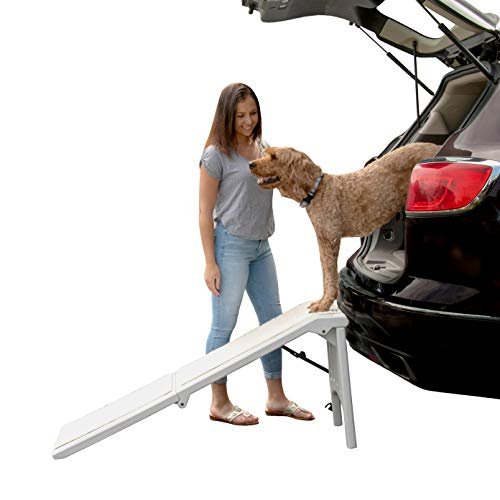 Free-Standing PET RAMP with SUPERTRAX, Essential Grey