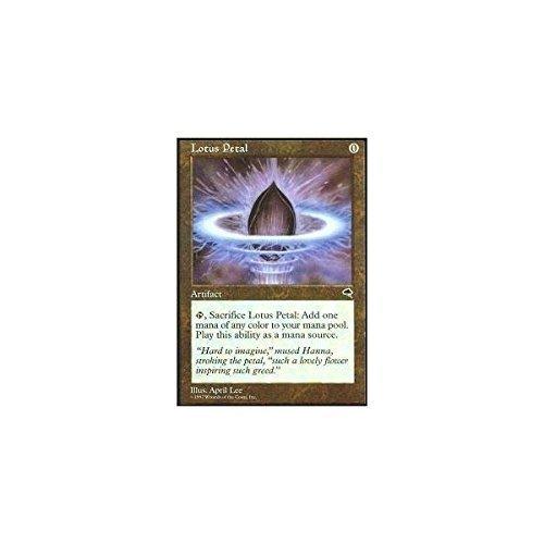 Magic The Gathering - Lotus Petal - Tempest