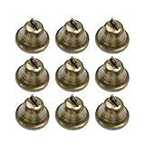 SUPVOX 20 piezas campanas de latón campanas de cobre campanas de cascabel...