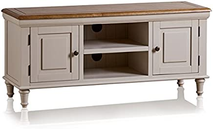 competitive price 9c54d 3a0bd Amazon.co.uk: Oak Furnitureland - TV Stands & Wall Brackets ...