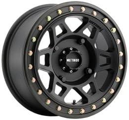 4 136 Max 77% OFF Method Race Wheels 405 Matte 67% OFF of fixed price 3.0 Beadlock 15x7 Wheel +