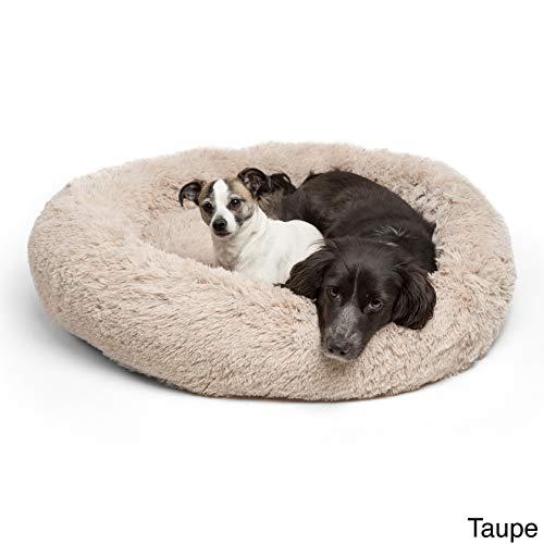 Best Friends by Sheri The Original Calming Shag Vegan Fur Donut Cuddler