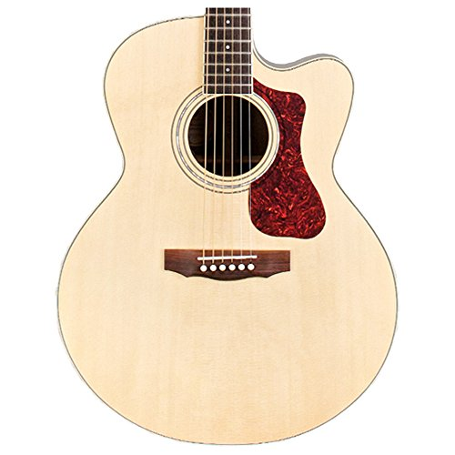 Guild F-150 Acoustic Guitar in Natural