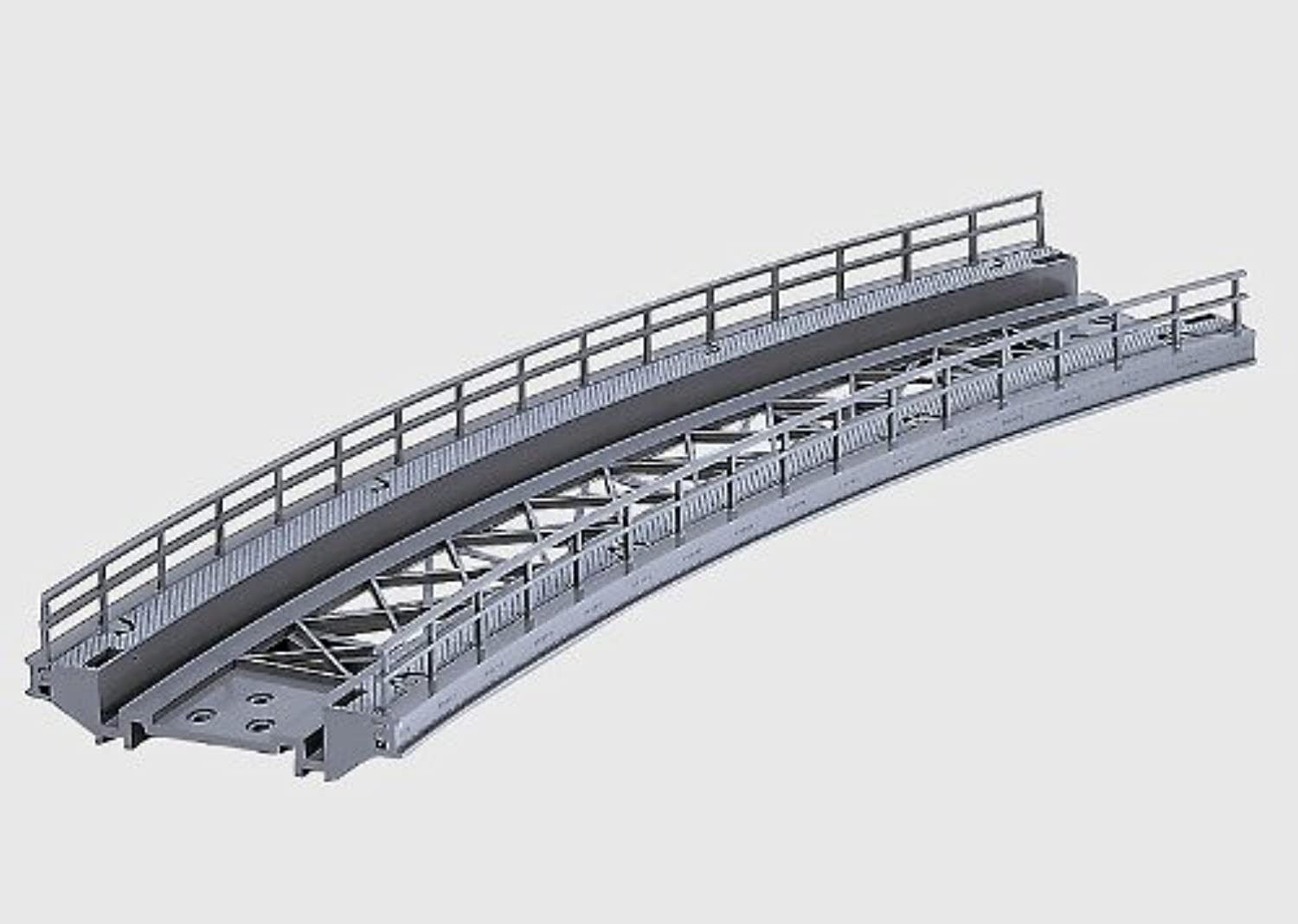 mas preferencial Marklin 7569 Curved Ramp Radius 424.6mm K Track (1) (1) (1) by Marklin  venta de ofertas