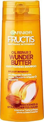 Garnier Fructis Oil Repair Wunder Butter Shampoo, 6er Pack (6 x 250 ml)