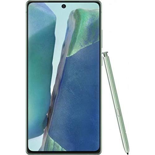Samsung Galaxy Note 20 5G Dual SIM 256GB 8GB RAM SM-N981B/DS Mystic Green