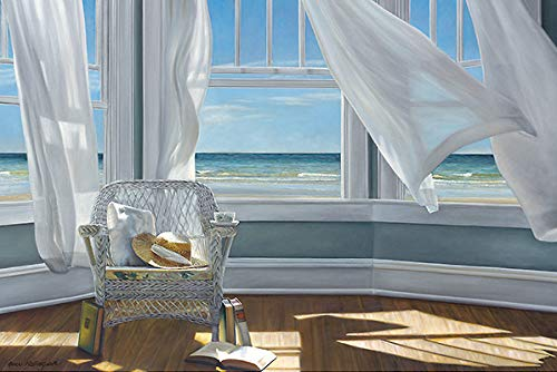 Image Conscious Gentle Reader by Karen Hollingsworth 36'x24' Art Print Poster