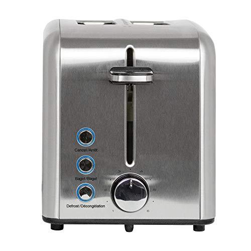 Kalorik 2-Slice Rapid Toaster, Stainless Steel