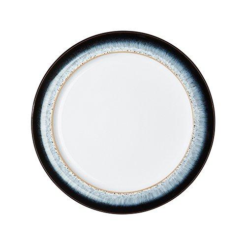 Denby Halo Wide Rimmed Salad Dessert Plate