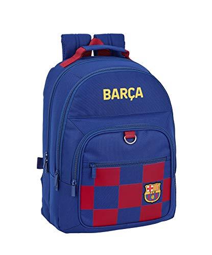FC Barcelona Grote dubbele rugzak voor kinderwagen