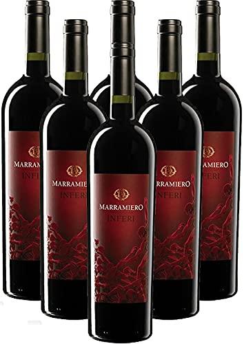 Inferi Montepulciano D Abruzzo Riserva DOC Marramiero 2016 Promo Vini Abruzzesi Offerta 6 Bottiglie