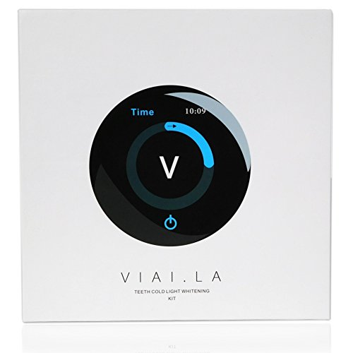 VIAILA Advanced Cold Light Teeth Whitening Kit