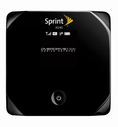 Sierra Wireless Overdrive 3G/4G Mobile Hotspot (Sprint)